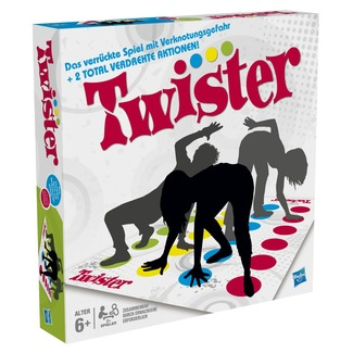Hasbro Gaming Twister, Allemand