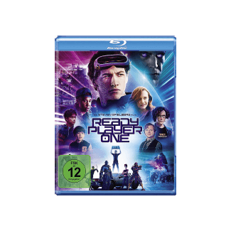 Ready Player ONE Science-fiction Blu-ray