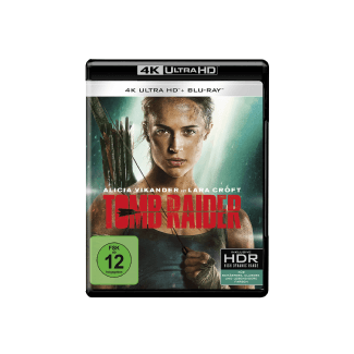 Tomb Raider 2018 4K