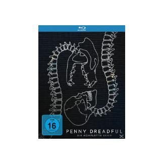 Penny Dreadful Komplette BOX Drame Blu-ray
