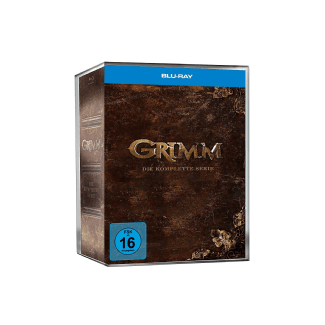Grimm Staffel 1-6 Fantasy Blu-ray