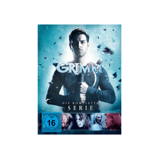 Grimm Staffel 1-6 Fantasy DVD
