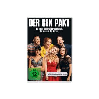 SEX Pakt Comédie DVD