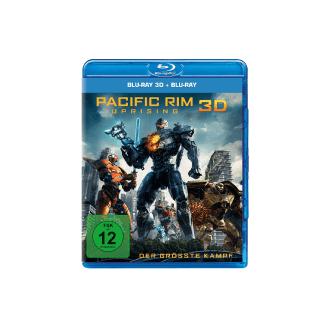 Pacific RIM 2 3D-Uprising Action 3D Bd&2D BD, Blu-ray