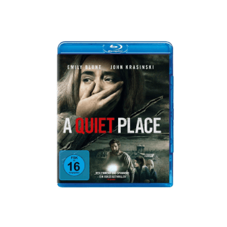 A Quiet Place Drame Blu-ray