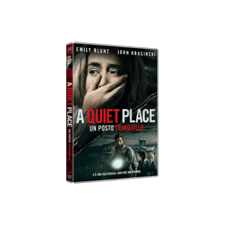 A Quiet Place-Un Posto Tranquillo