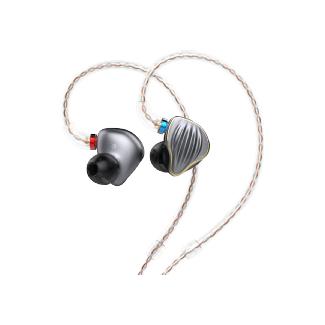 Fiio FH5 - Écouteur Bluetooth (In-ear, Argent)