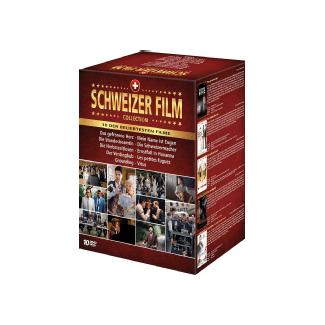 Schweizer Film BOX Divertissement DVD