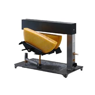 TTM Brio Gas Appareil à raclette (Noir)