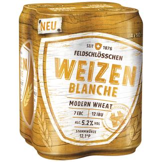 Feldschlösschen Weizen 4x50cl 4 x 500ml