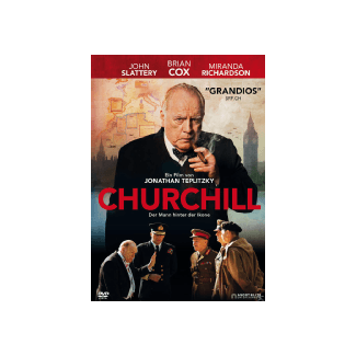 Churchill Drame DVD