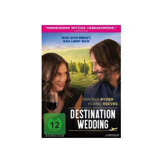 Destination Wedding Comédie DVD