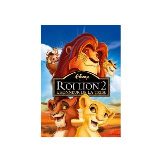ROI Lion 2-Honneur DE LA Tribute Aventure DVD