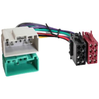 RTA 004.385-0 Adaptateur ISO (Multicolore)