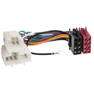 RTA 004.270-0 Adaptateur ISO (Multicolore)