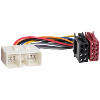RTA 004.450-0 Adaptateur ISO (Multicolore)