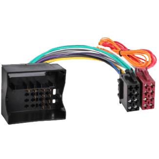 RTA 004.281-0 Adaptateur ISO (Noir)