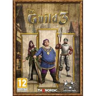 PC - The Guild 3 D Box
