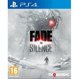 PS4 - Fade to Silence F Box