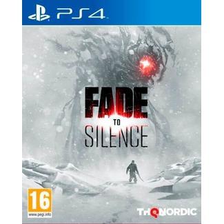 PS4 - Fade to Silence I Box