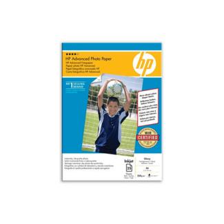 Papier photo HP Advanced à finition brillante (25 feuilles, A4, 21x29,7cm)