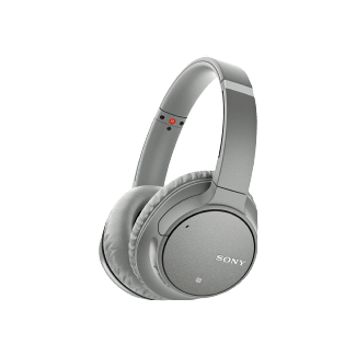 Sony Wh-Ch700Nh - Casque Bluetooth (Over-ear, Gris)